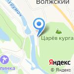 Часовня в честь иконы Неупиваемая Чаша на карте Волжского