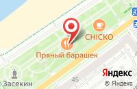 Схема проезда до компании Ирбис в Волжском
