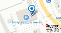 Компания Окна РОСта на карте