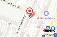 Схема проезда до компании Стройпрофиль в Самаре