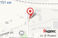 Схема проезда до компании Агентство безопасности в Волжском
