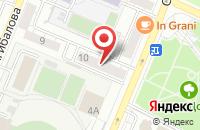 Схема проезда до компании Почтовое отделение №142541 в Больших Дворах