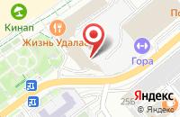 Схема проезда до компании Волжскпромснаб в Волжском