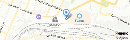 ЕИРРЦ на карте Самары