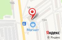 Схема проезда до компании Автостоянка в Волжском