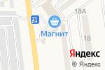 Схема проезда до компании Киоск по продаже мяса в Волжском