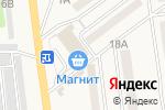 Схема проезда до компании Сон в Волжском