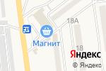 Схема проезда до компании Волжанка в Волжском