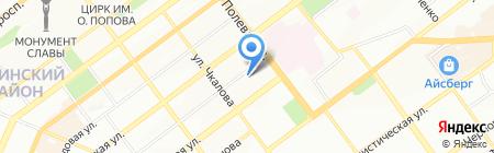 Самарадортранссигнал на карте Самары