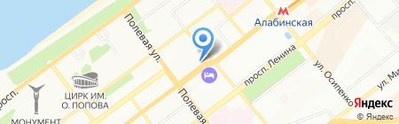 BRILLIANT`S на карте Самары