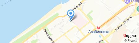 ИнтерКомплекс на карте Самары