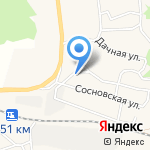 Царевщина Центр на карте Волжского