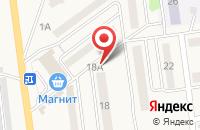 Схема проезда до компании Вита в Волжском