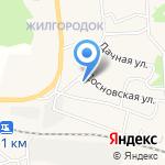 Максим-продукт на карте Волжского