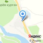 Лукойл на карте Волжского