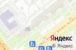 Схема проезда до компании Банкомат, Сбербанк, ПАО в Самаре