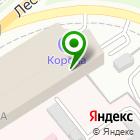 Местоположение компании Архиточка