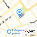 Проект: Куйбышев на карте Самары