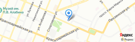ВИЗАНТИЯ-ЭКО-СТРОЙ на карте Самары
