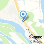 Дикая мебель на карте Волжского