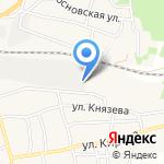 Волжское ЖКХ на карте Волжского