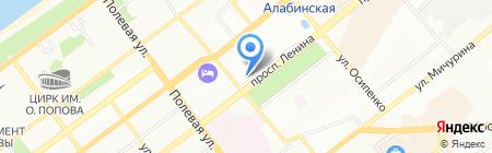 Кошкин дом на карте Самары