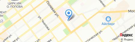 ЭРА на карте Самары