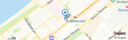 САМАРСКИЙ ОБЛАСТНОЙ АВТОМОТОКЛУБ на карте Самары