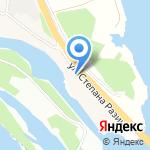 Автомойка на карте Волжского