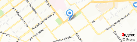 GT63 на карте Самары