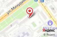 Схема проезда до компании Экотехпром-Самара в Самаре