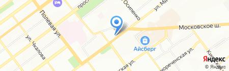 Связьстрой на карте Самары