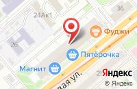 Схема проезда до компании База Отдыха «Проран» в Самаре
