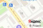 Схема проезда до компании Колбасы от Гарибальди в Самаре