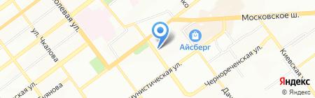 Богема на карте Самары