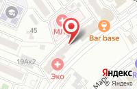 Схема проезда до компании Шашлычный дом в Иваново