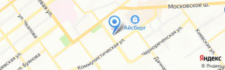 Руслан и Людмила на карте Самары