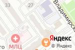 Схема проезда до компании Пятерочка в Самаре