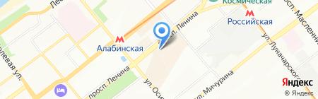 Билет-Сервис на карте Самары