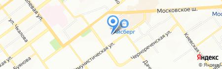 Детский сад №108 Золотая рыбка на карте Самары
