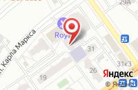 Схема проезда до компании Фейрверк-Мастер в Егорьевске