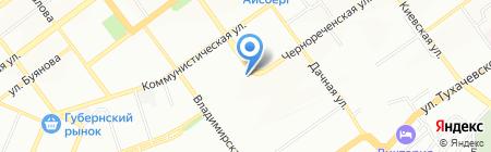 Техбокс.рф на карте Самары