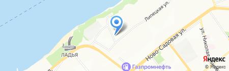 Самарский Центр Коррекции Зрения на карте Самары
