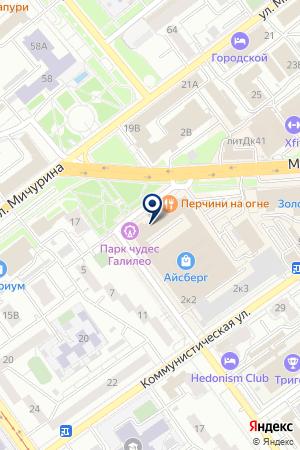 ИЗДАТЕЛЬСКАЯ ФИРМА ЭНИРО РУС-М на карте Самары