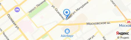 Бизнес Траст на карте Самары