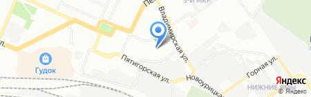 КИВИгрупп на карте Самары