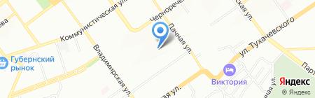 Боно Сервис на карте Самары