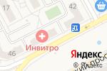 Схема проезда до компании Участковый пункт полиции №5 в Придорожном