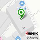 Местоположение компании Гаражно-строительный кооператив №129