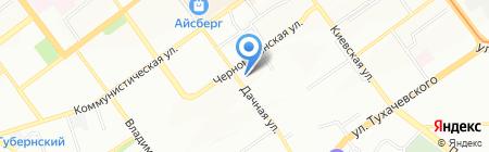 Апрель Недвижимость на карте Самары